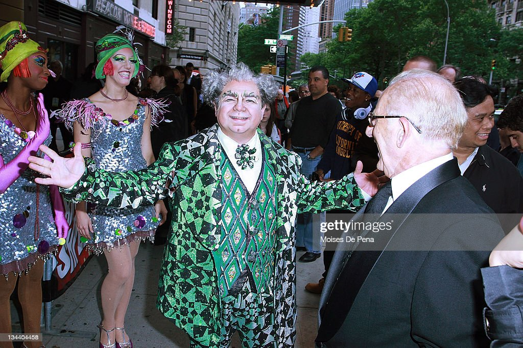 Danny Rutigliano attends the opening night of Cirque du Soleil's 'Banana Shpeel' at the Beacon Theatre on May 19, 2010 in New York City.