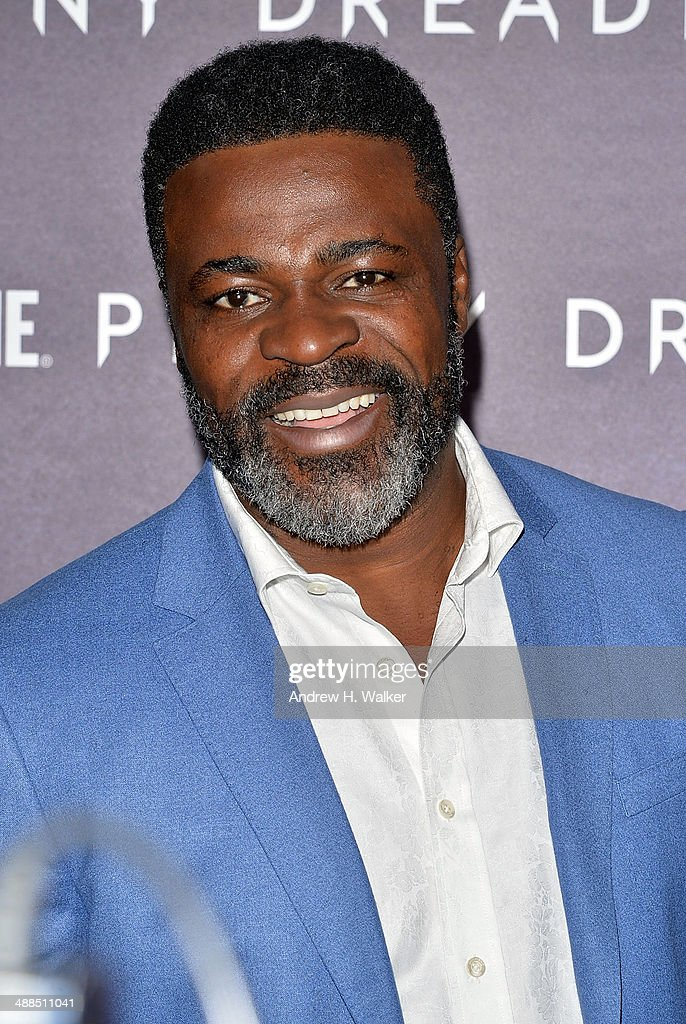 <a gi-track='captionPersonalityLinkClicked' href=/galleries/search?phrase=Danny+Sapani&family=editorial&specificpeople=2343946 ng-click='$event.stopPropagation()'>Danny Sapani</a> attends the 'Penny Dreadful' series world premiere at The Highline Hotel on May 6, 2014 in New York City.