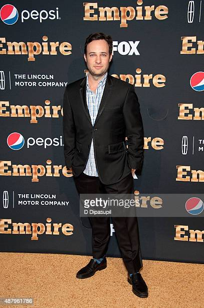 Danny Strong attends the 'Empire' Series Season 2 New York Premiere at Carnegie Hall on September 12 2015 in New York City