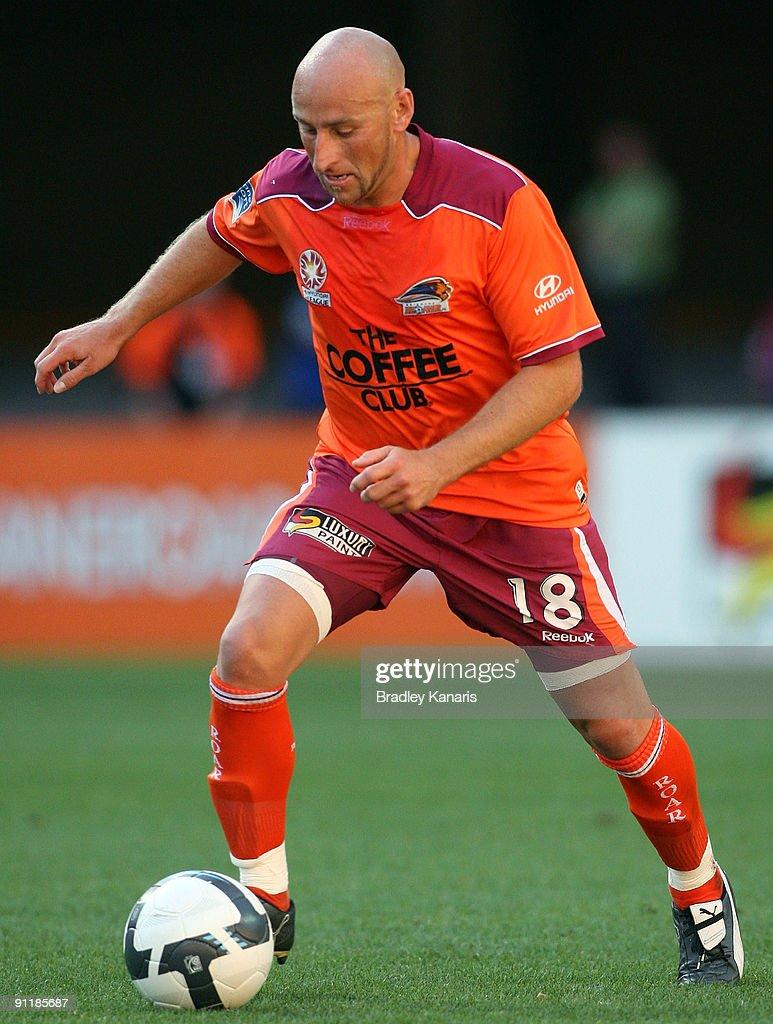 A-League Rd 8 - Roar v Sydney