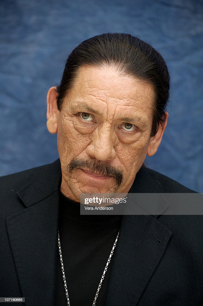 Danny Trejo at the 'Machete' Press Conference on August 27, 2010 at the Four Seasons Hotel in Beverly Hills, California.