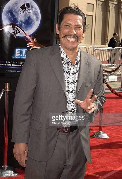 Danny Trejo at the The Shrine Auditorium in Los Angeles California