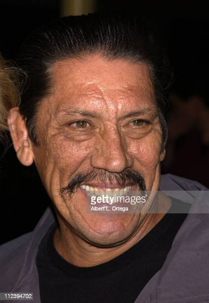 Danny Trejo during 'Formula 51' Los Angeles Premiere at Arc Light Theater in Hollywood California United States
