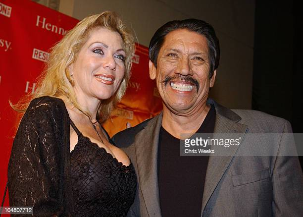 Danny Trejo during 'Resurrection Blvd' Celebrates its 3rd Season Hosted by Hennessy Cognac with a $10000 Donation to AIDS Charity Las Memorias at...