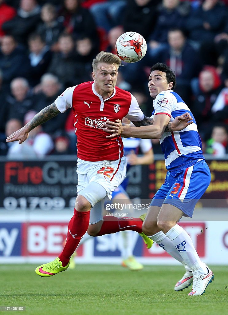 Rotherham United v Reading - Sky Bet Championship