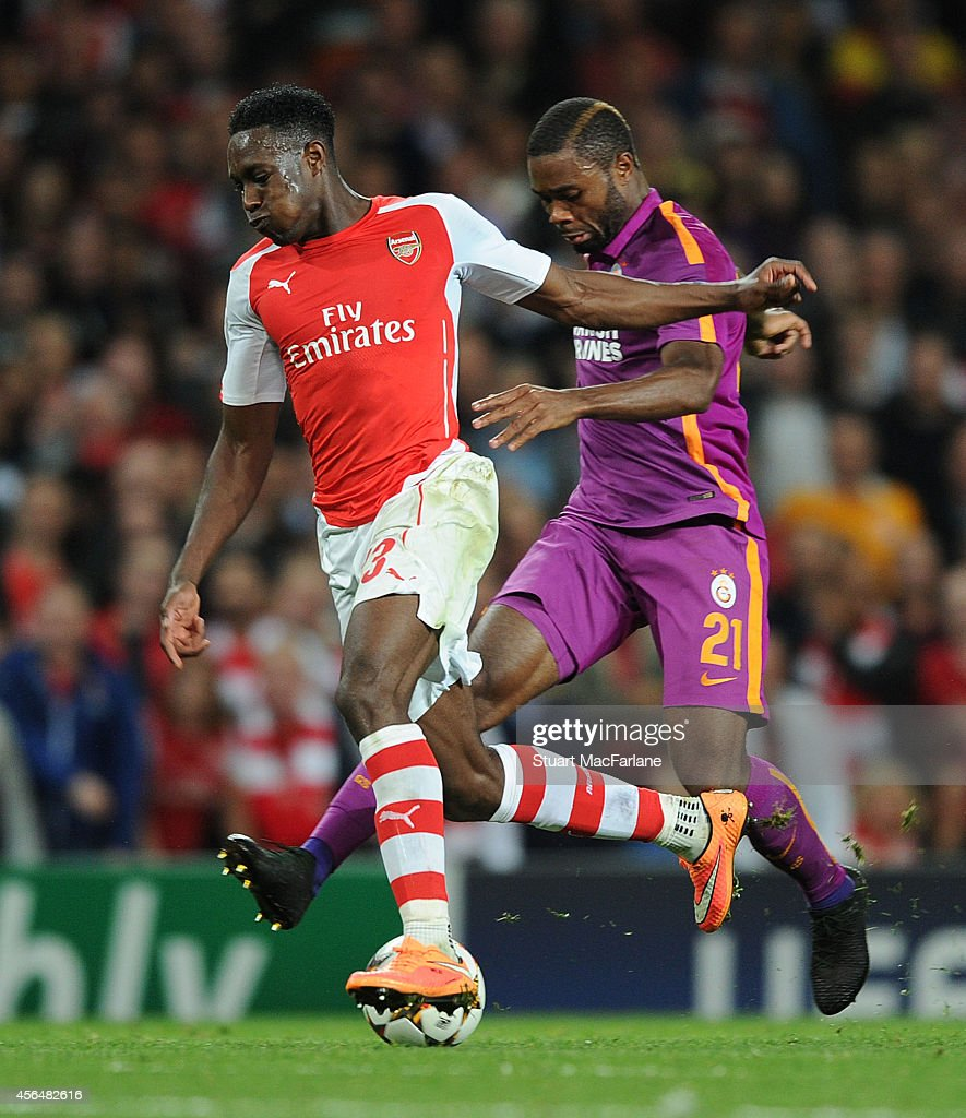 Arsenal FC v Galatasaray AS - UEFA Champions League
