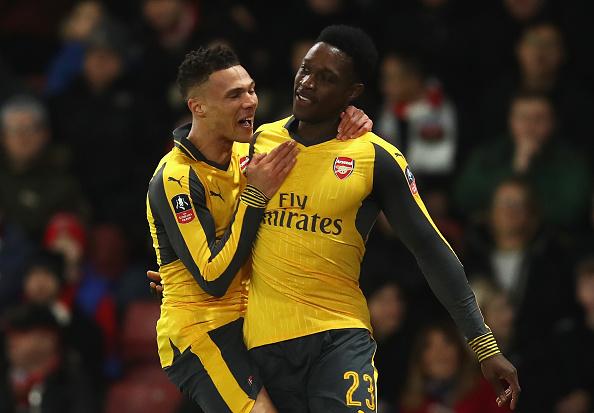 Southampton v Arsenal - The Emirates FA Cup Fourth Round : News Photo