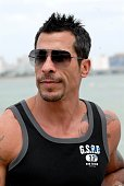 Danny Wood attends New Kids On The Block Concert Cruise Launch on May 14 2010 in Miami Beach Florida