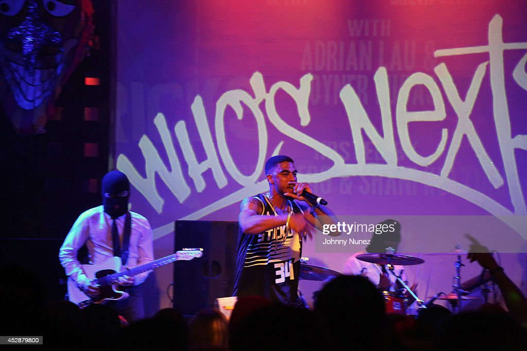 Danse performs at S.O.B.'s on July 28, 2014 in New York City.
