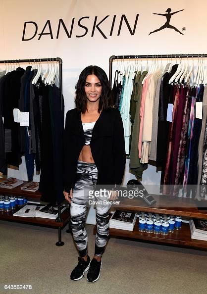 Danskin Brand Ambassador Jenna Dewan Tatum celebrates the fall collection at PROJECT Women's at the Mandalay Bay Convention Center on February 21...