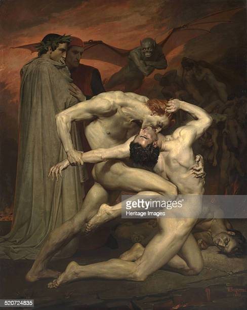 Dante and Virgil in Hell Found in the collection of Musée d'Orsay Paris