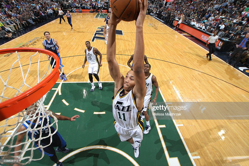 dallas mavericks v utah jazz getty images