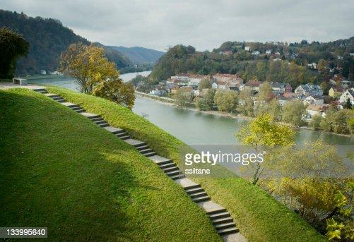 Danube Linz Austria