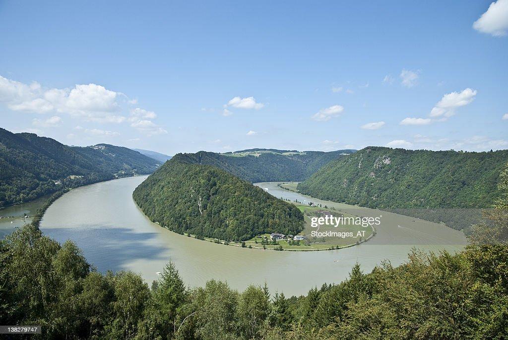 Danube Schloegener Schlinge