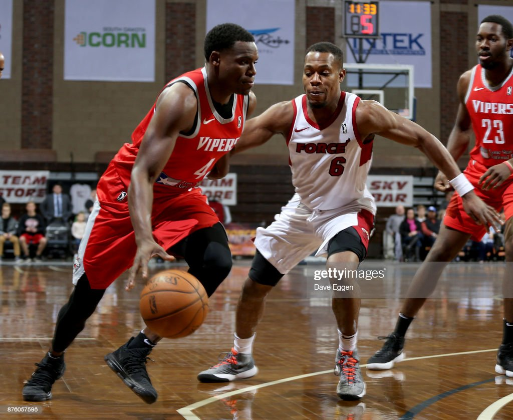 Rio Grande Valley Vipers v Sioux Falls Skyforce