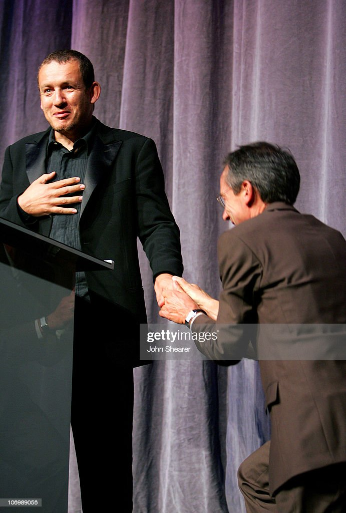 Dany Boon and Patrice Leconte producer during 31st Annual Toronto International Film Festival 'Mon Meilleur Ami' Red Carpet and Inside at Roy...