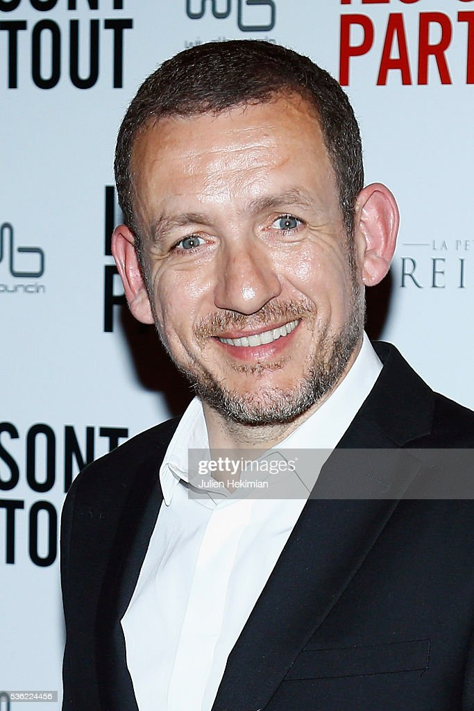 <a gi-track='captionPersonalityLinkClicked' href=/galleries/search?phrase=Dany+Boon&family=editorial&specificpeople=612915 ng-click='$event.stopPropagation()'>Dany Boon</a> attends 'Ils sont Partout' Paris Premiere at Gaumont Capucines on May 31, 2016 in Paris, France.