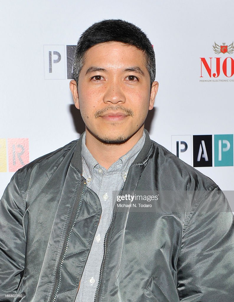 Dao Yi attends Paper Magazine's 16th Annual Beautiful People Party at Top of The Standard Hotel on April 2, 2013 in New York City.