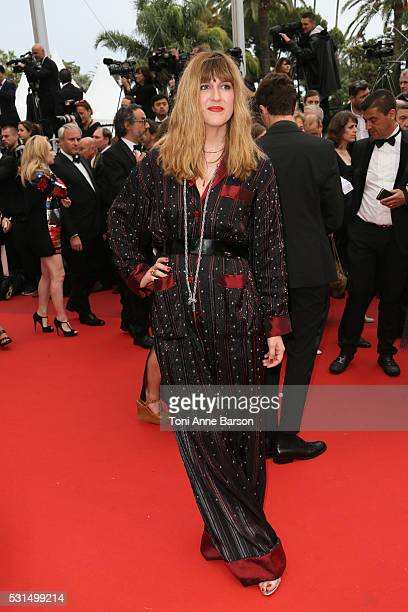 Daphne Burki attends a screening of 'The BFG' at the annual 69th Cannes Film Festival at Palais des Festivals on May 14 2016 in Cannes France
