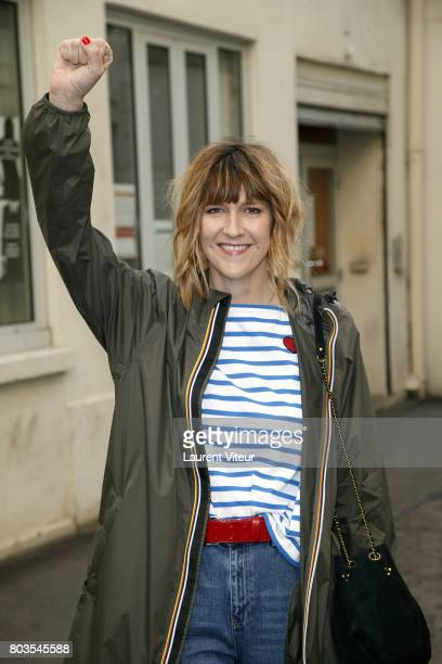 Daphne Burki attends 'Out D'Or' LGBT Awards Ceremony at Maison Des Metallos on June 29 2017 in Paris France