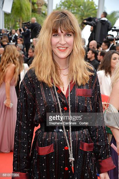 Daphne Burki attends 'The BFG ' premiere during the 69th annual Cannes Film Festival at the Palais des Festivals on May 14 2016 in Cannes France