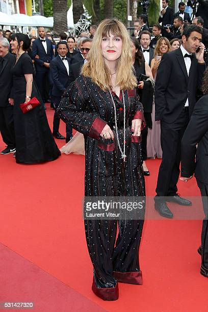 Daphne Burki attends 'The BFG ' premiere during the 69th annual Cannes Film Festival at the Palais des Festivals on May 14 2016 in Cannes