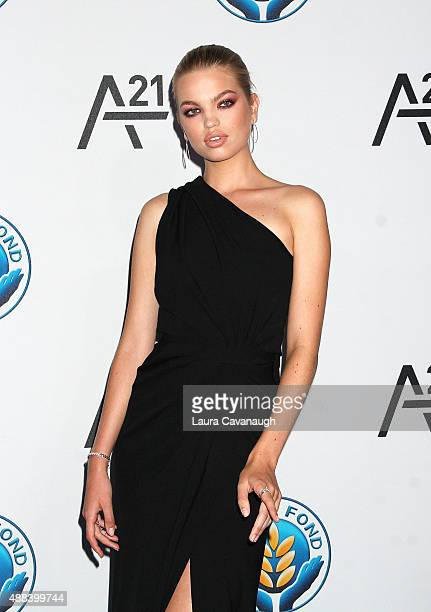 Daphne Groeneveld attends UNITA's First Annual Gala Against Human Trafficking at Capitale on September 15 2015 in New York City
