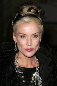 Daphne Guinness during The British Fashion Awards 2006 at V A in London United Kingdom