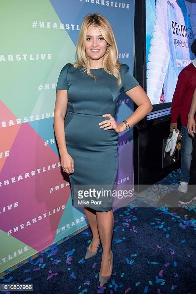 Daphne Oz attends the HearstLive Launch at Hearst Tower on September 27 2016 in New York City