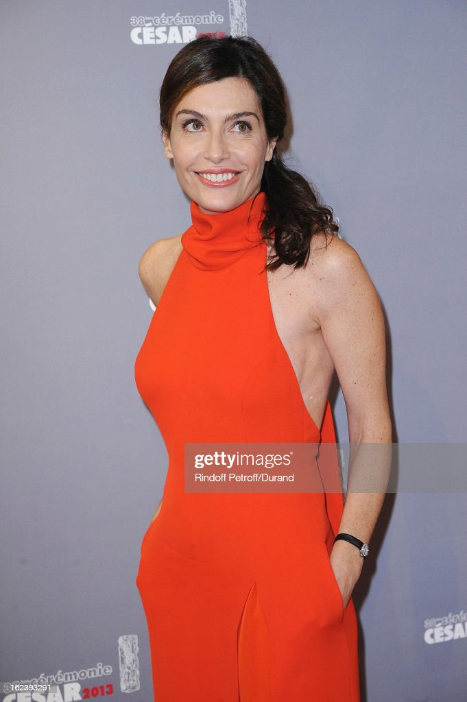 <a gi-track='captionPersonalityLinkClicked' href=/galleries/search?phrase=Daphne+Roulier&family=editorial&specificpeople=613209 ng-click='$event.stopPropagation()'>Daphne Roulier</a> arrives at Cesar Film Awards 2013 at Theatre du Chatelet on February 22, 2013 in Paris, France.