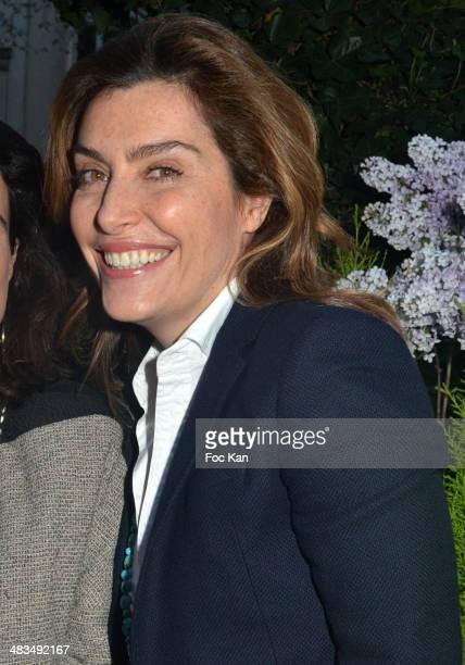 Daphne Roulier attends La Closerie Des Lilas Literary Awards 2014 7th at La Closerie Des Lilas on April 8 2014 in Paris France
