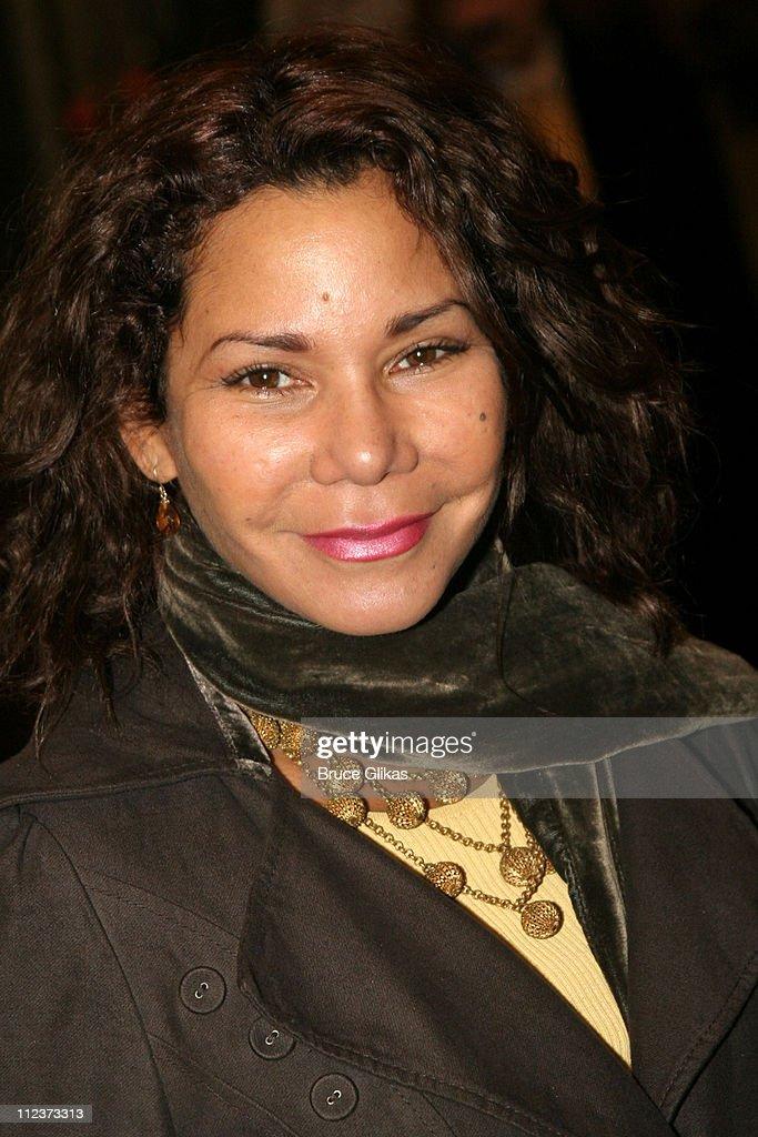 """Chita Rivera: The Dancer's Life"" Broadway Opening Night - Arrivals"