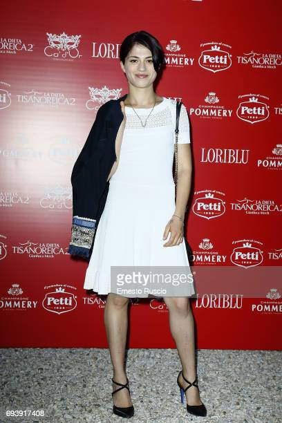 Daphne Scoccia attends Ciak D'Oro 2017 at Link Campus University on June 8 2017 in Rome Italy