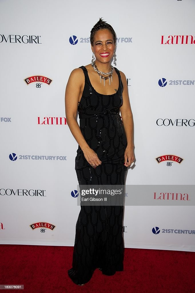 Daphne Wayans attends the Latina Magazine 'Hollywood Hot List' Party at The Redbury Hotel on October 3, 2013 in Hollywood, California.
