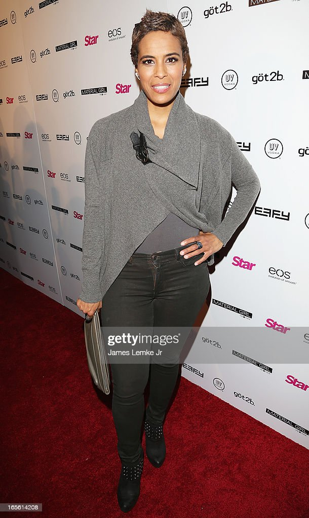 Daphne Wayans attends the Star Magazine's 'Hollywood Rocks' Party held at the Playhouse Hollywood on April 4, 2013 in Los Angeles, California.