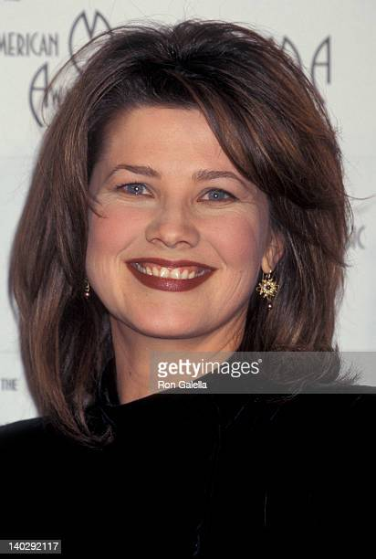 Daphne Zuniga at the 23rd Annual American Music Awards Shrine Auditorium Los Angeles