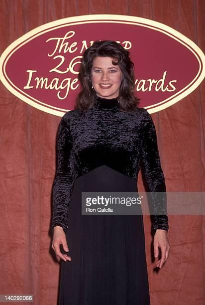 Daphne Zuniga at the 26th Annual NAACP Image Awards Pasadena Civic Auditorium Pasadena