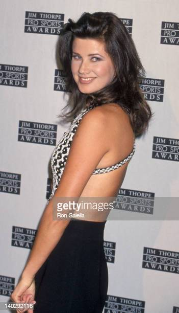 Daphne Zuniga at the 3rd Annual Jim Thorpe Pro Sports Awards Wiltern Theater Los Angeles