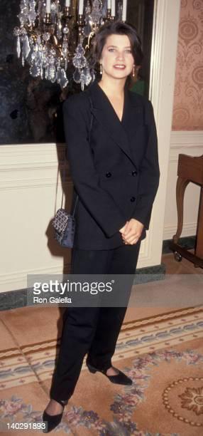 Daphne Zuniga at the Nancy Reynolds Awards Beverly Wilshire Hotel Beverly Hills