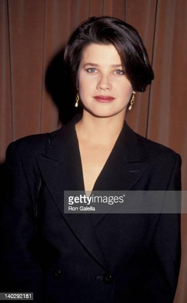 Daphne Zuniga at the Nancy Reynolds Awards Beverly Wilshire Hotel