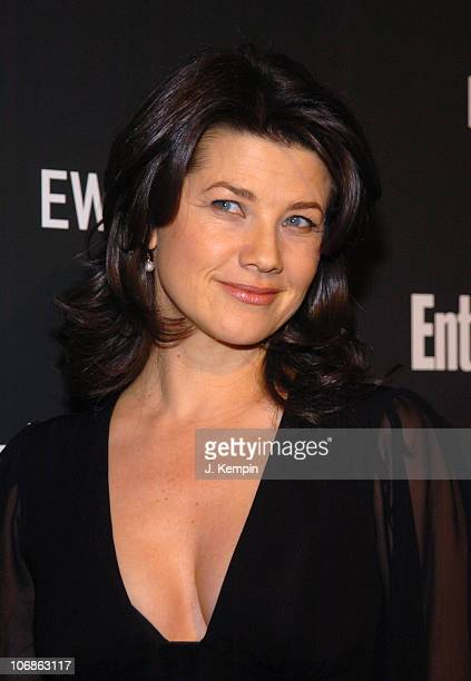 Daphne Zuniga during 2006 Entertainment Weekly's Oscar Viewing Party at Elaine's Arrivals at Elaine's in New York City New York United States