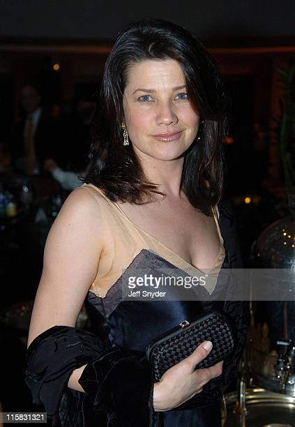 Daphne Zuniga during Congressional Quarterly and The Creative Coalition Host PURE Party at Ronald Reagan Building Rotunda Room in Washington DC...