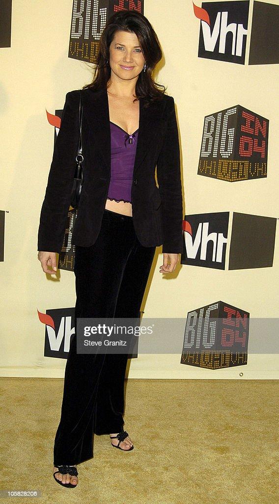 Daphne Zuniga during VH1 Big in '04 - Arrivals at Shrine Auditorium in Los Angeles, California, United States.
