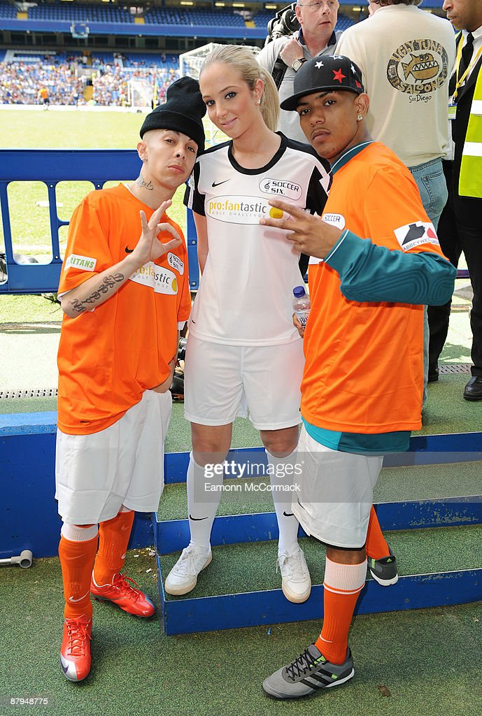 Celebrity Soccer Six Charity Football Tournament