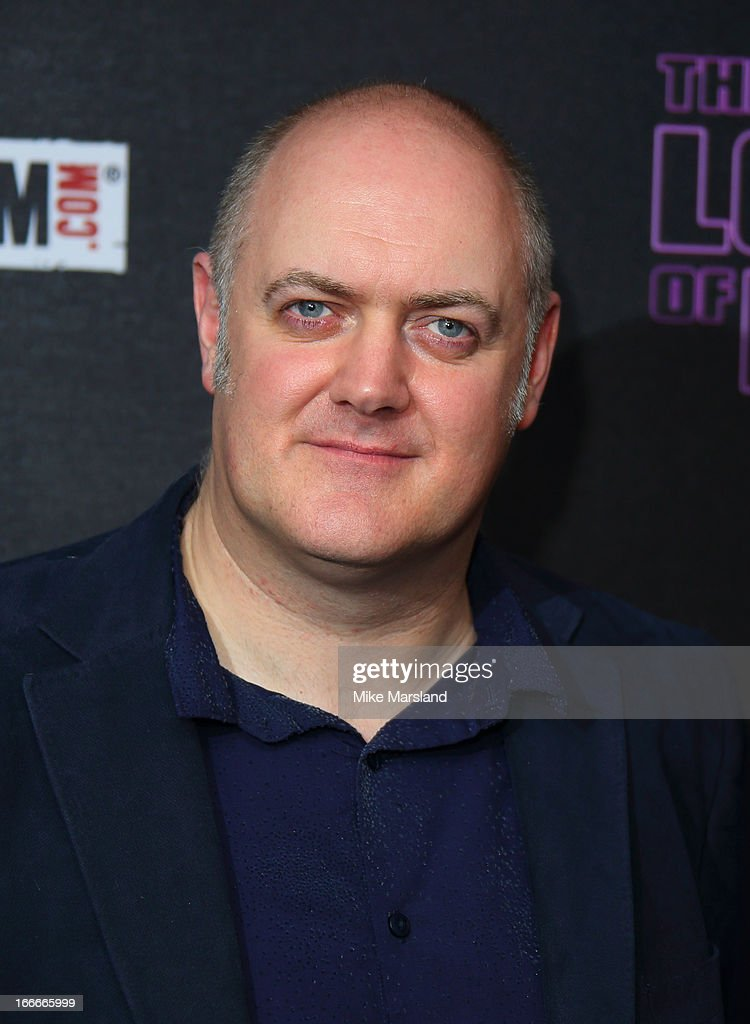 Dara O'Briain attends 'The Look Of Love' UK premiere at Curzon Soho on April 15, 2013 in London, England.
