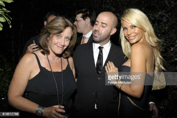Darby Rowe Bartlett Frank Cascio and Gabrielle Tuite attend Eric Lerner Frank Cascio Celebrate their birthdays with Host Sean Parker and CoHosts...