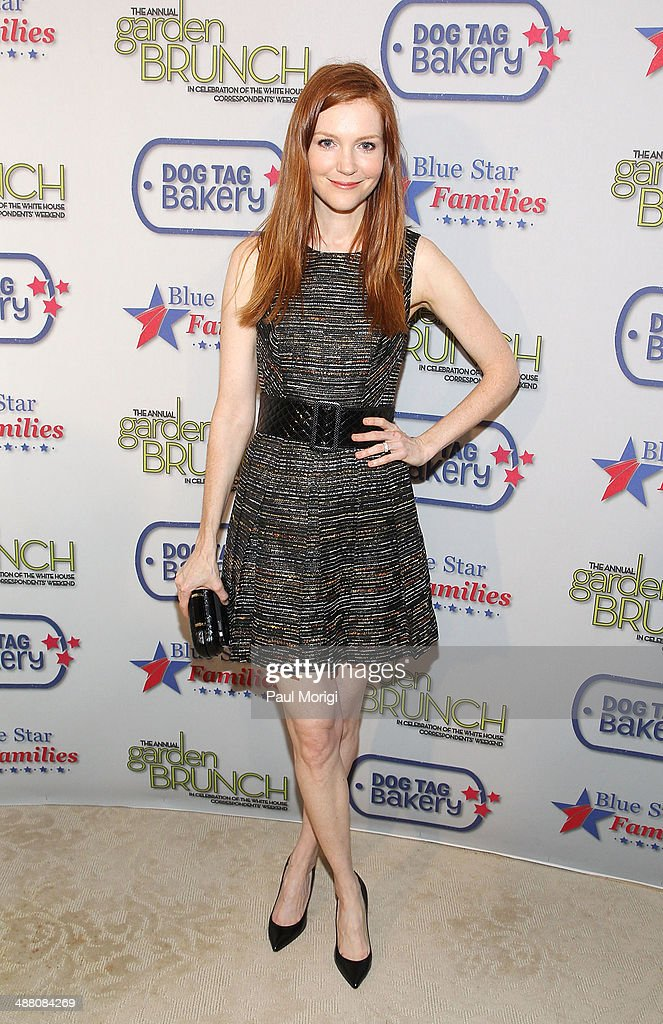 <a gi-track='captionPersonalityLinkClicked' href=/galleries/search?phrase=Darby+Stanchfield&family=editorial&specificpeople=4068945 ng-click='$event.stopPropagation()'>Darby Stanchfield</a> attends the 2014 Annual Garden Brunch at the Beall-Washington House on May 3, 2014 in Washington, DC.