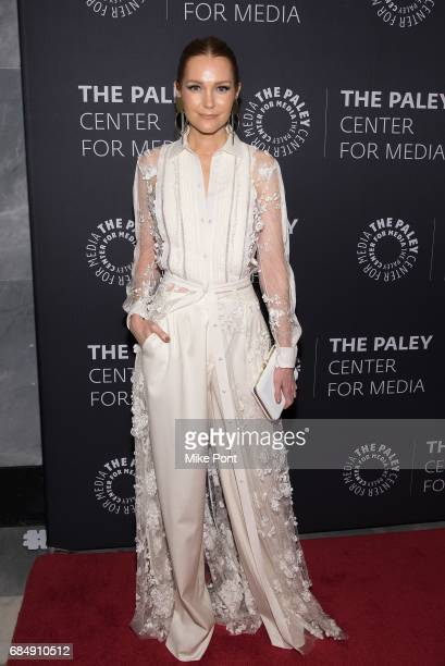 Darby Stanchfield attends The Ultimate 'Scandal' Watch Party at The Paley Center for Media on May 18 2017 in New York City