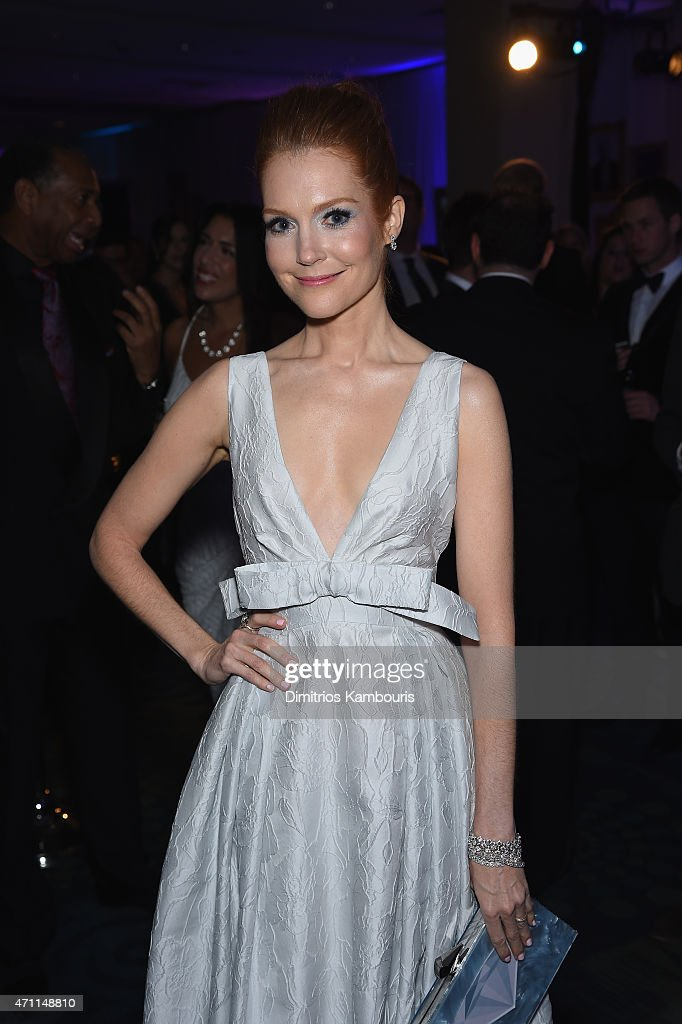 Darby Stanchfield attends the Yahoo News/ABC News White House Correspondents' dinner reception pre-party at the Washington Hilton on Saturday, April 25, 2015 in Washington, DC.
