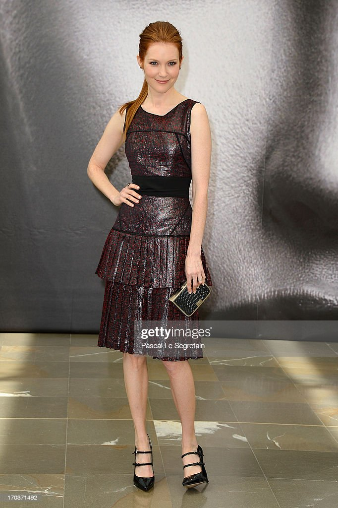 <a gi-track='captionPersonalityLinkClicked' href=/galleries/search?phrase=Darby+Stanchfield&family=editorial&specificpeople=4068945 ng-click='$event.stopPropagation()'>Darby Stanchfield</a> poses at a photocall during the 53rd Monte Carlo TV Festival on June 12, 2013 in Monte-Carlo, Monaco.